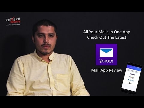 Yahoo Mail Android App (2016) - Hands On Review