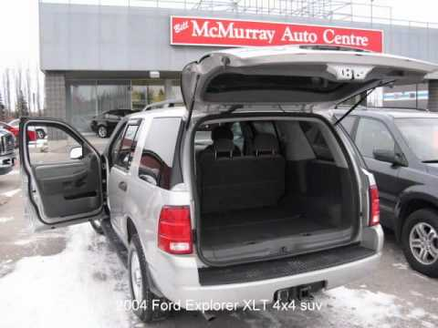 used 2004 ford Explorer XLT4x4  for sale in winnipeg