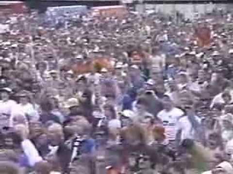 Bon Jovi    u0027Runaway u0027   Farm Aid 1   1985