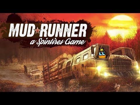 Spintires: MudRunner PS4 Gameplay