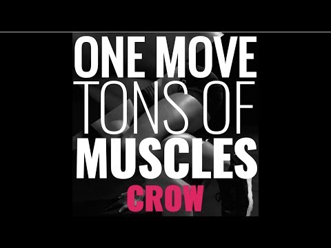 Crow: One Move, Tons of Muscle | SHAPE
