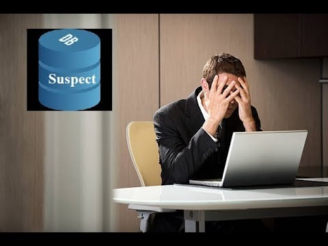 How to Recover Suspect Database In Sql Server