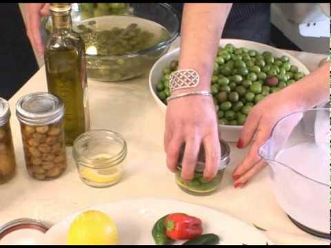 Olive Preserving