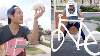 TOP Zach King Magic Tricks Show | Most Satisfying Funny Magic Vines Video 2018