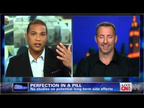 Steroids For The Brain Worth The Risk - Dave Asprey on CNN Modafinil