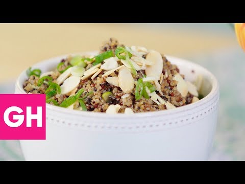 How to Cook the Perfect Quinoa | Test Kitchen Secrets | GH