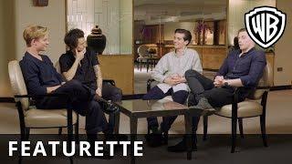Dunkirk – Roundtable featurette – Warner Bros UK