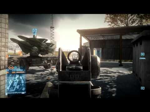 Battlefield 3 Radeon HD 6750 1Gb DDR5 40fps