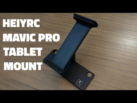 HeiyRC Tablet Mount For DJI Mavic Series & Spark