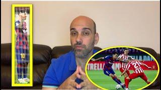 برشلونة أتلتيكو مدريد : 2-2 .. سيتين يفقد الوعي و فريق مفكك