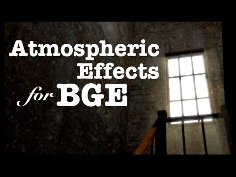 Atmospheric Effects for the Blender Game Engine