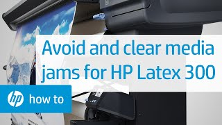 Improving Print Quality on the HP Latex 300 Printer Series