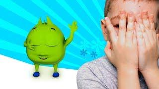 Download Сборник лучших видео для детей Игра в прятки Рома и Хелпик Video