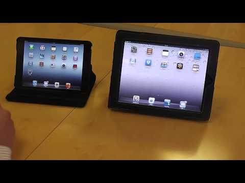 Introduction to the iPad Mini