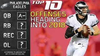 Top 10 Offenses Heading into the 2018 Season | NFL Highlights