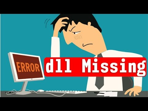 How to Fix Any MISSING .dll Files Error - (D3DX9_43.DLL,d3dx9_35.dll..)