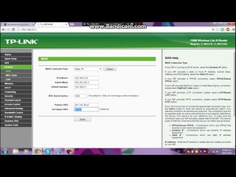 Configuracion  Remote Management a router tplink y controlarlo desde tu casa