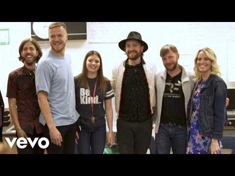 Imagine Dragons - Evolve Album Art Fan Surprise (Pt. 2)