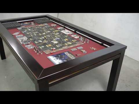 Mesa Zeus: mejores mesas para juegos / best board game tables