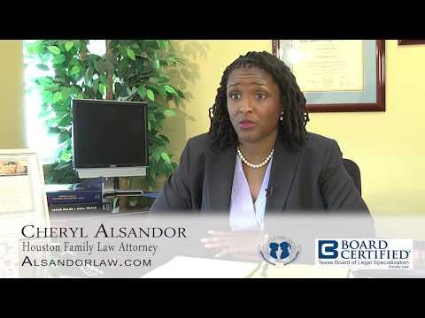 Houston Texas Custody, Child Support, Paternity Lawyer