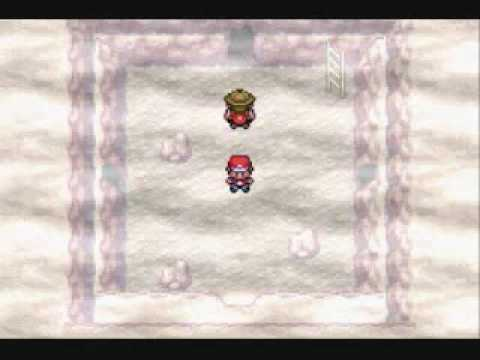 Pokemon Leaf Green Walkthrough Part 86: The Lost Cave