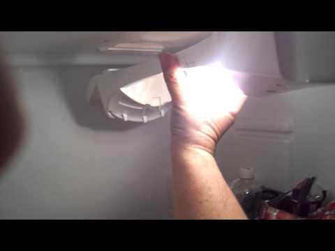 Refrigerator dripping water inside FIX