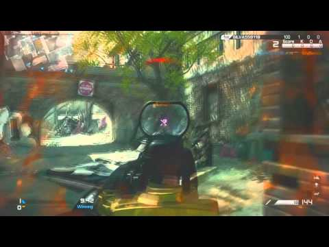 CoD: Ghosts PS4 Montage [CIA] W1LD