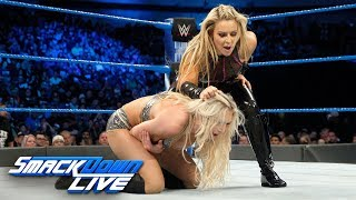 Charlotte Flair vs. Natalya: SmackDown LIVE, March 20, 2018