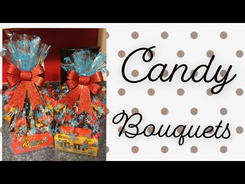 Making A Candy Bouquet (10-29-16)