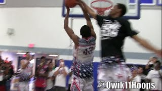 Cassius Stanley Gets Dunked On Then Runs It Back! Pj Washington Dunks All Over Tony Goodwin!!