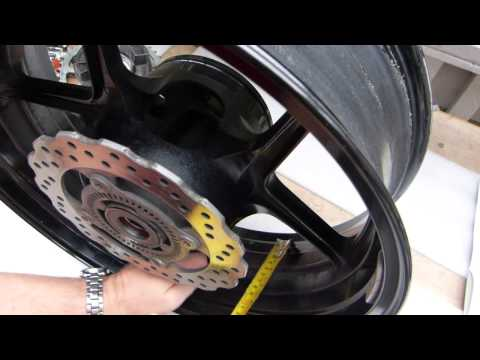Wheel, rim & tire numbers