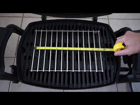 Weber Q: Discontinued Roasting Rack and Shield Workarounds