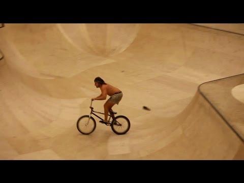 Insane Tricks on BMX Bikes at Battle of Hastings, Dude! (RAW)