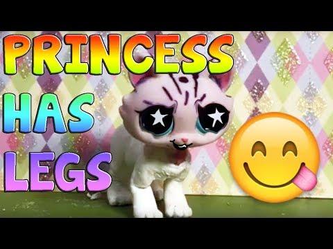 How to Make a Warrior Cat Custom LPS Base! - Princess Tutorial
