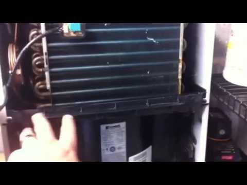 Kenmore dehumidifier clean and repair