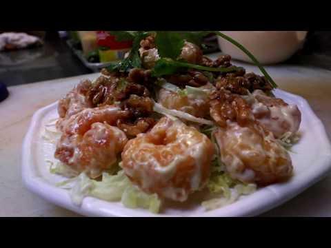 Honey Walnut Shrimp at Chili House SF