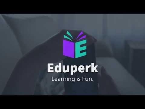 Eduperk. Learning is Fun.