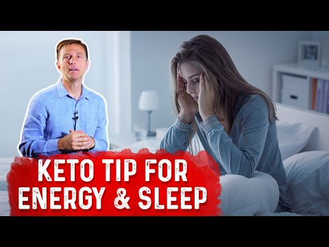 A Keto & Intermittent Fasting Tip for Energy & Sleep