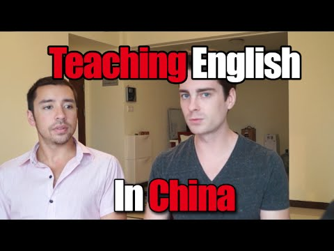 How To Teach English in China