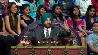 The Kapil Sharma Show   Yuvraj and Hezal   Promo 2   Tommrow