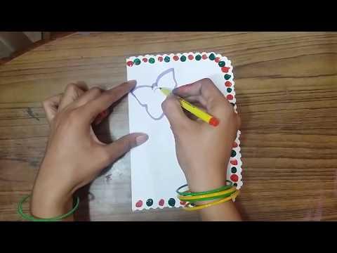 Teachers Day Handmade Greeting Card Making idea for School Students KIds Parth's WorlD