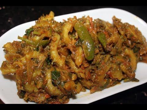 Karela Sabji / Paavakkai Masala / Bitter Gourd Masala