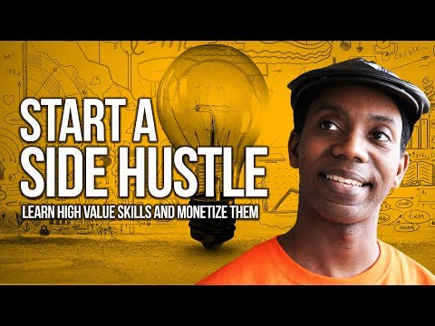 How to Make Money with a Side Hustle and Your Skills