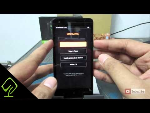 How to enter fastboot mode and recovery mode on Redmi 2 (Redmi 2 Prime)