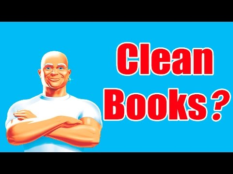 Should You Clean Books You Sell? Amazon FBA Selling Tips & Tricks
