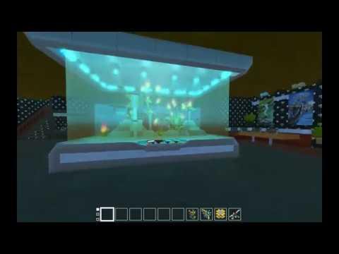 Scrap Mechanic 1st  Aquarium