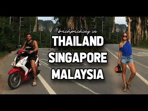 Singapore; Thailand & Malaysia Trip