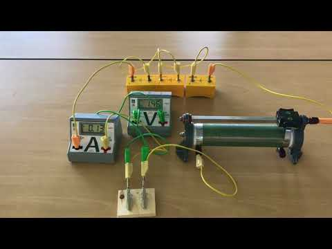 9-1 GCSE Physics Required Practical 4 I-V Characteristics Pt 2