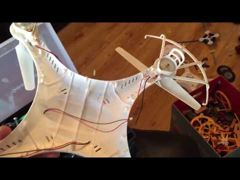How to make a drone cheap at home - Part 1