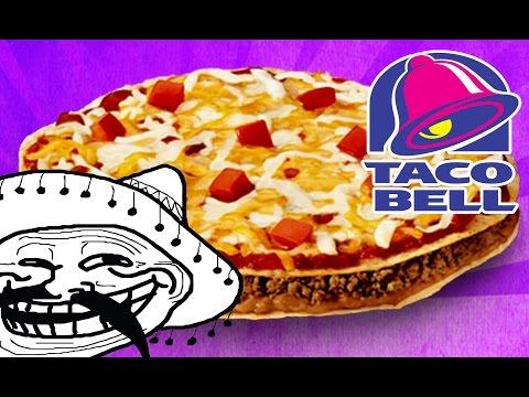 TACO BELL - MEXICAN PIZZA - CopyCat Recipe